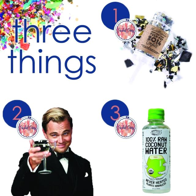 3 things NYE