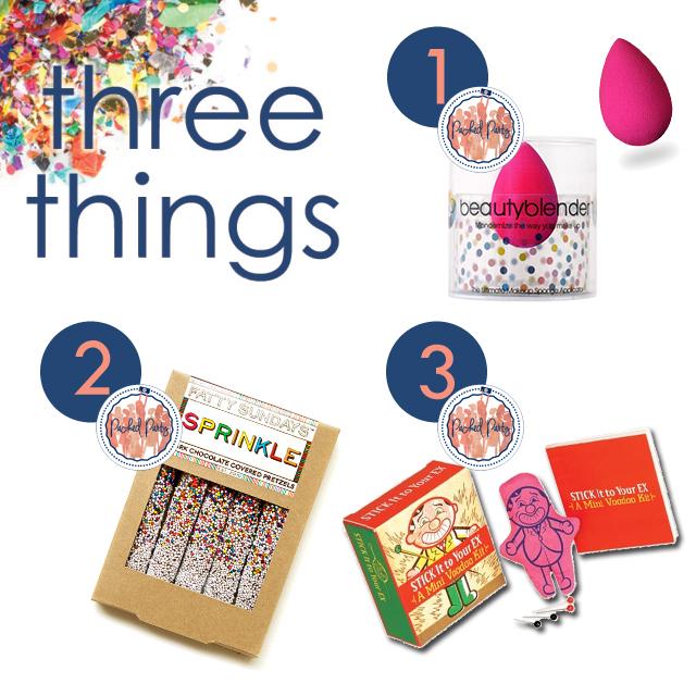 3 things 2.17.14